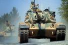 Afrin kırsalında patlama; Yaralı askerler var
