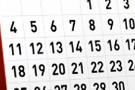 2018 Nisan ayındaki önemli günler haftalar rehberi