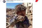 PYD/PKK destekçileri Afrin yalanlarına yine çocukları alet etti