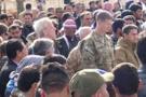 ABD'li komutan PKK'lı cenazesinde!