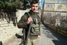 Eskişehirli Jandarma Uzman Çavuş Recep Çetin'in 1,5 ay önce kızı yetim kaldı