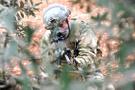Afrin'de teröristler saldırdı! Türk askeri kurtardı