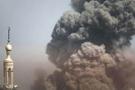 Suriye'de roketli saldırı! Onlarca ölü var