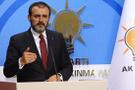 AK Partili Ünal'dan erken seçim açıklaması