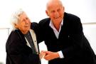 Yaşlıların Tünektepe'de vals ve manzara keyfi