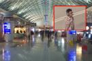 Havalimanı çalışanına 'çok yakışıklısın' cezası!