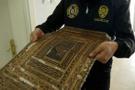 İstanbul'da 300 yıllık altın varaklı şecere ele geçirildi