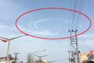Türk jetleri Afrin sınırında yaptı izleyenler mest oldu