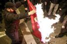Türkiye'den Yunanistan'a çok sert bayrak tepkisi!