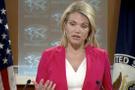 ABD Sözcüsü: Türk ordusunu Afrin'e yönelmesi endişe verici