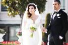Aslı Hünel ve Savaş Yurtsever evlendi