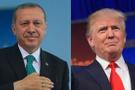 Erdoğan Trump ile görüştü taraflardan açıklama geldi