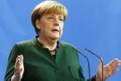 Merkel'den operasyon açıklaması