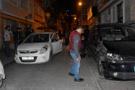Fatih'te ara sokağa giren Tır dehşet saçtı