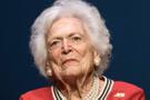 George Bush'un eşi Barbara Bush hayatını kaybetti