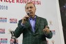 Erdoğan, Abdrahmanov'u kabul etti.