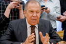 Lavrov'dan S-400 çıkışı: ABD Türkiye'ye şantaj yapıyor!