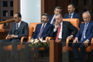Erdoğan TBMM'de! 23 Nisan özel oturumu canlı yayını...