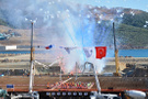 Akkuyu nükleer santralinin temeli atıldı! Putin tarihi törene katıldı