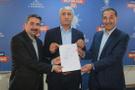 Gaffari İzci AK Parti'ye aday adaylığı başvurusu yaptı