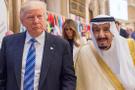Trump istedi Suudi Kral okey dedi!