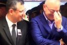 CHP'li Özel'den şehit cenazesinde skandal