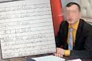 Şiirle taciz eden okul müdürü görevde kaldı