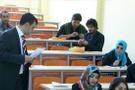 ÖSYM aday işlemleri sınav başvuru ekranı -öğrenci numarası ile giriş