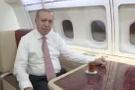 Erdoğan'dan İngiltere dönüşünde Ramazan mesajı