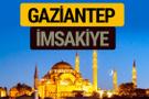 Gaziantep İmsakiye 2018 iftar sahur imsak vakti ezan saati