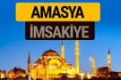 Amasya İmsakiye 2018 iftar sahur imsak vakti ezan saati