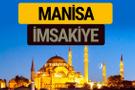 Manisa İmsakiye 2018 iftar sahur imsak vakti ezan saati