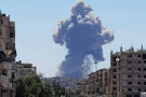 Suriye'de peş peşe patlamalar! Askeri üs mü vuruldu?..