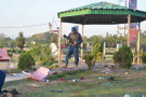 Afganistan'da stadyumda bombalı saldırı: 8 ölü