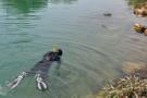 Manavgat Irmağı'nda akıntıya kapılan çocuk kayboldu