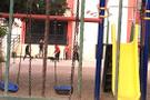 Okul bahçesinde şoke eden görüntü!