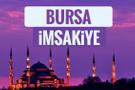 Bursa iftar saati sahur imsak vakti-2018 Bursa İmsakiyesi