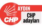 CHP Aydın milletvekili adayları kimler 2018 listesi