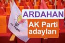 AK Parti Ardahan milletvekili adayları kimler 2018 listesi