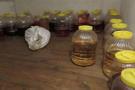 Yağ şişelerinde ele geçirildi: Değeri 950 bin lira!