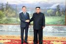 İki ülke liderinden sınırda sürpriz buluşma!