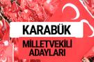 MHP Karabük milletvekili adayları 2018 YSK kesin listesi