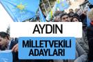 Aydın İyi Parti milletvekili adayları YSK kesin isim listesi