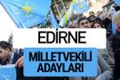 Edirne İyi Parti milletvekili adayları YSK kesin isim listesi