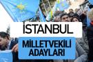 İstanbul İyi Parti milletvekili adayları YSK kesin isim listesi