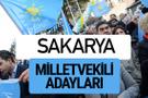 Sakarya İyi Parti milletvekili adayları YSK kesin isim listesi