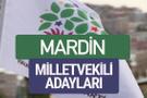 HDP Mardin milletvekili adayları 2018 YSK isim listesi