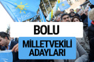 Bolu İyi Parti milletvekili adayları YSK kesin isim listesi