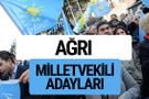 Ağrı İyi Parti milletvekili adayları YSK kesin isim listesi