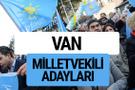 Van İyi Parti milletvekili adayları YSK kesin isim listesi